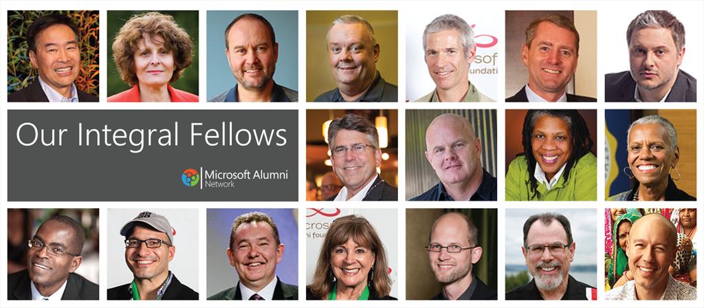 Microsoft Alumni Network - Integral Fellows